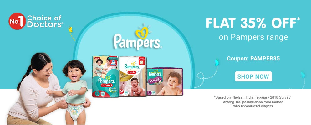cashback on Baby Diapers