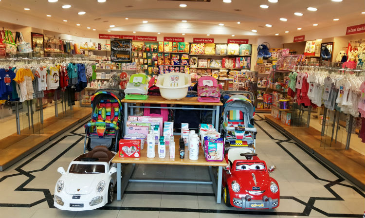 Firstcry Store In Lucknow Mahanagar Shop For Baby Kids Products