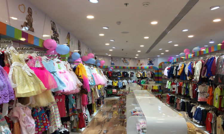 Firstcry Store In Noida Garden Galleria Mall Shop For Baby Kids