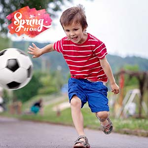 His Football Time | Up to 8Y