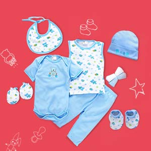 Their Complete Look | Infant