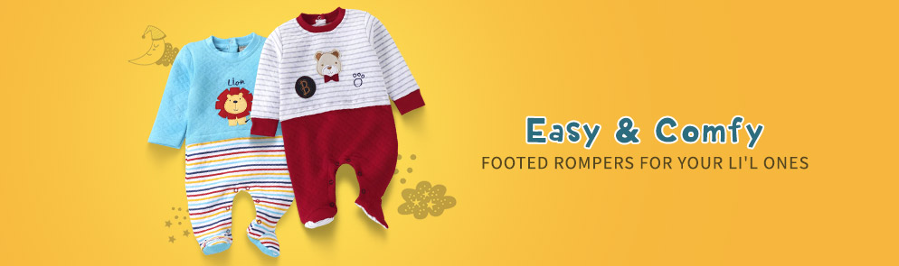 Easy & Comfy | Infant