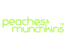 peaches and munchkins