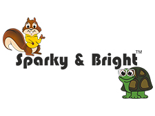 Sparky and Bright