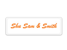 Shu Sam and Smith