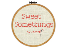 Sweet Something By Swati