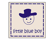 Little Blue Boy