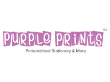 Purple Prints