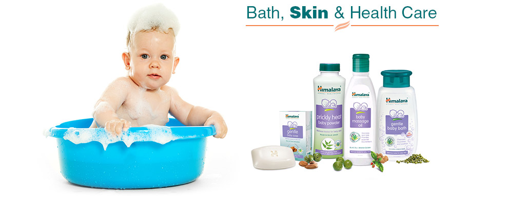 Himalaya Herbal Bath, Skin & Health Care Products