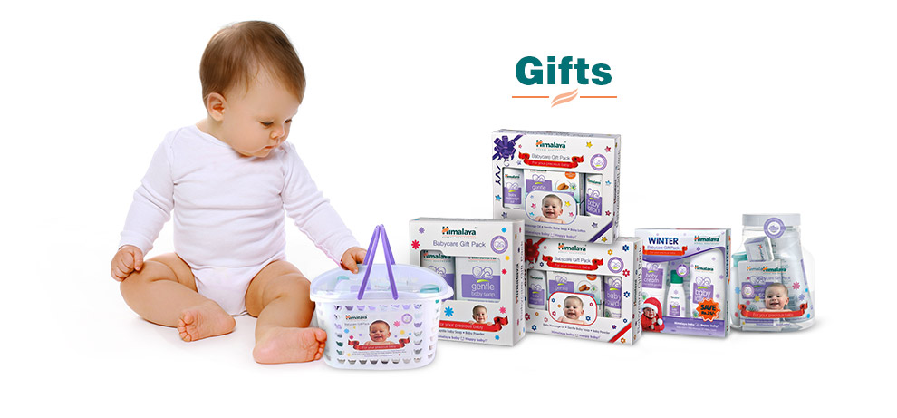 Himalaya Herbal Infant & Baby Gift Sets