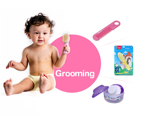 Morisons Baby Dreams Grooming Accessories