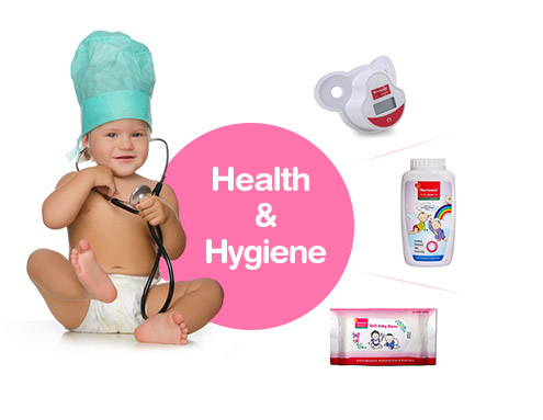 Morisons Baby Dreams Health & Hygiene Products