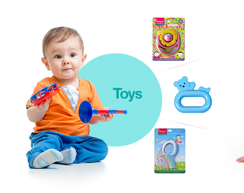 Morisons Baby Dreams Toys