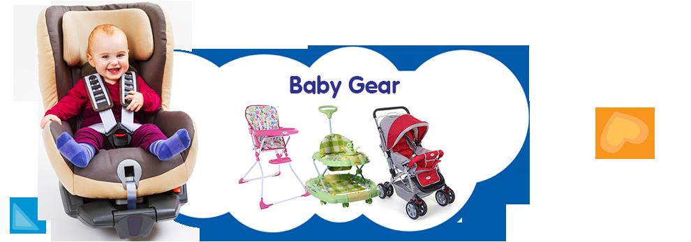 1st Step Baby Gear