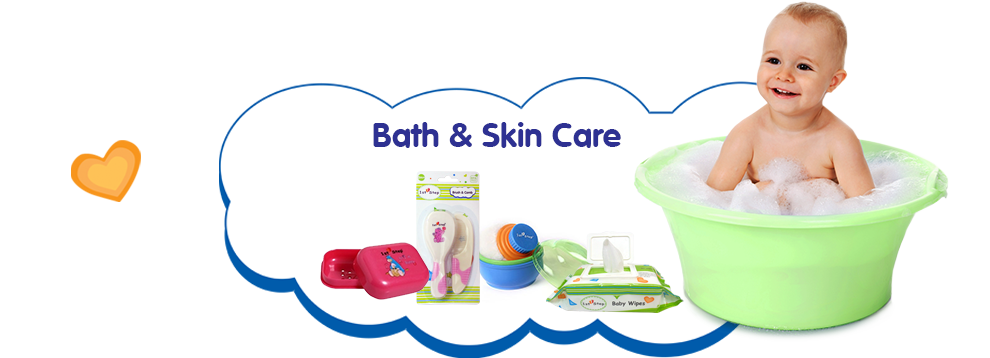 1st Step Bath & Skin Care Products