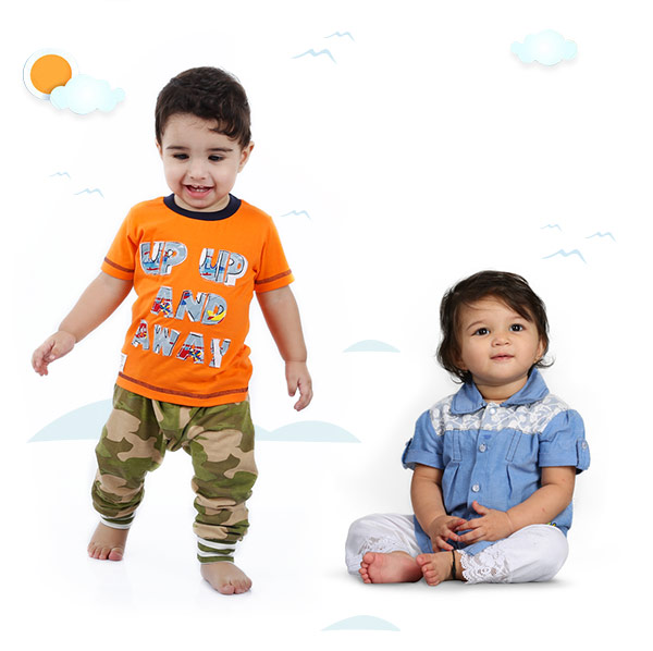 Babyhug Clothing for little one's