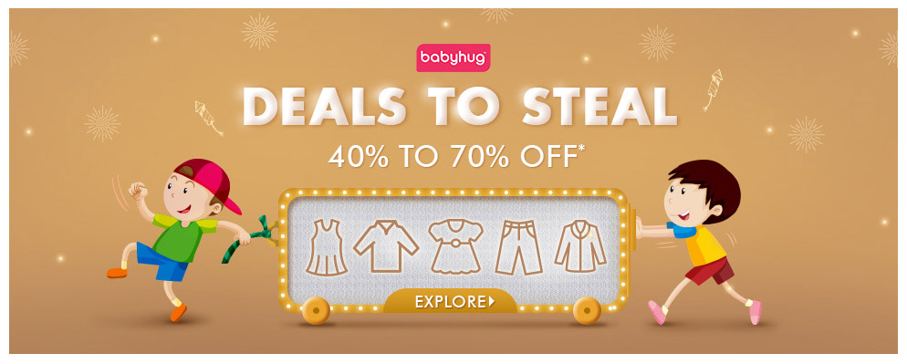 DEALS TO STEAL 40% TO 70% OFF