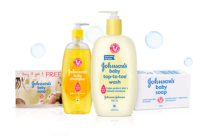 Johnson's Bathing Products