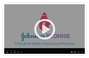 Johnson's five level safety assurance process