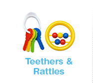 Little's Teethers & Rattles