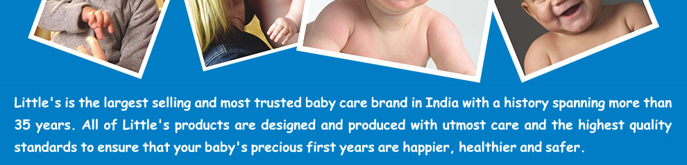 Little's Baby Care Products