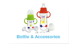Little's Feeding Bottles & Accessories