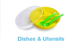 Little's Feeding Dishes & Utensils