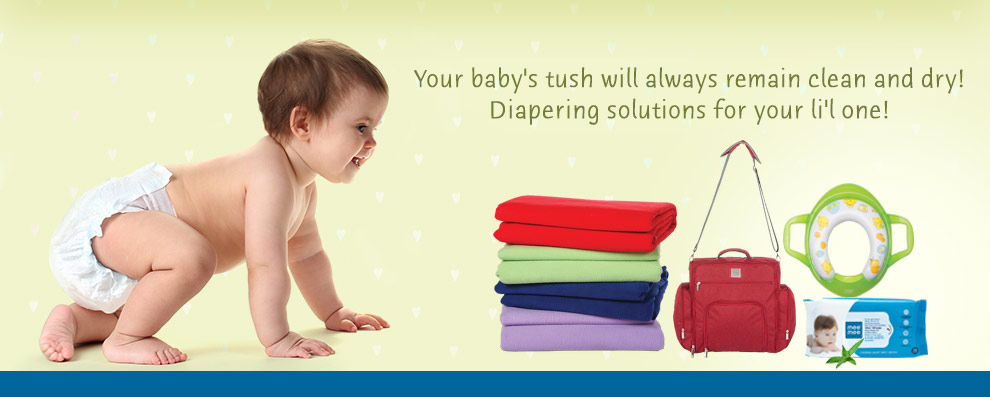 Mee Mee Baby Diapering Products