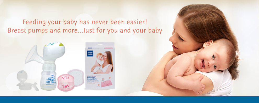 Mee Mee Baby Breastfeeding Products