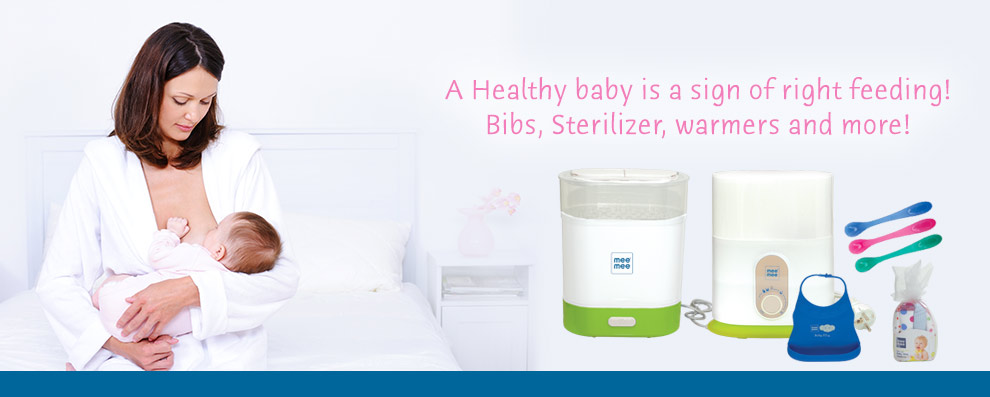 Mee Mee Baby Health Care Products