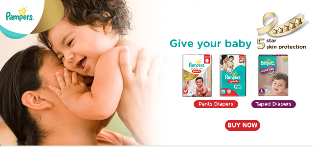 Give Your Baby 5 Star Skin Protection