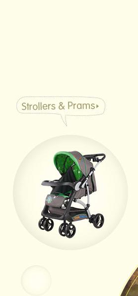 Sunbaby Strollers & Prams