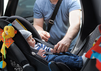 how to install a car seat child car seat installation guide at