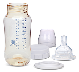 Features of a Feeding Bottle