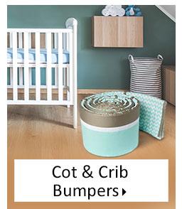 Cot & Crib Bumpers