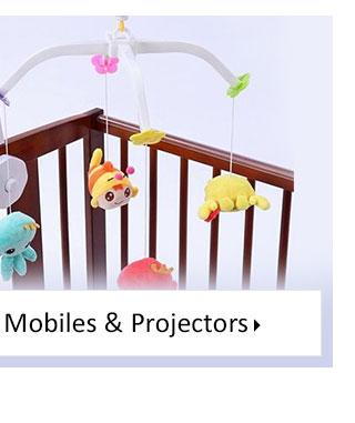 Cot Mobiles & Projectors