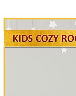Kids Cozy Room