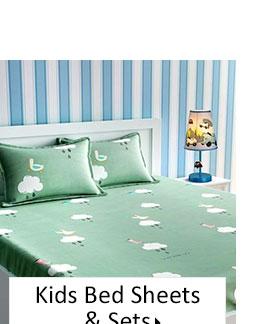 Kids Bed Sheets & Sets