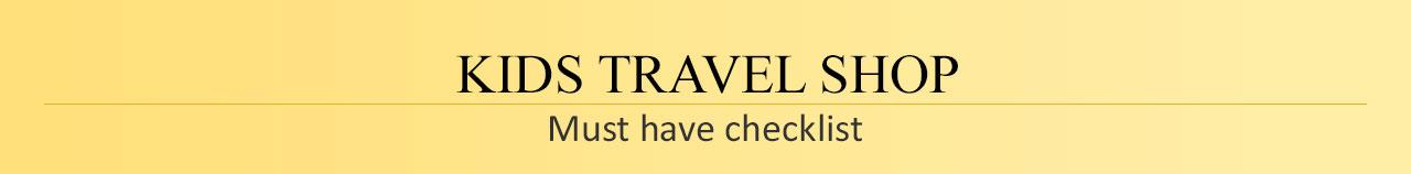 Kids Travel Shop