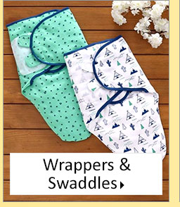 Wrappers & Swaddles