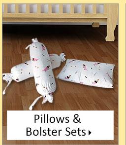 Pillows & Bolsters Sets