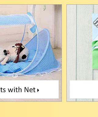 Mattress Sets with Net