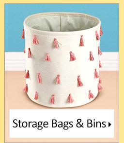 Storage Bags & Bins