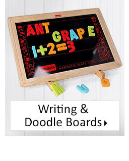 Writing & Doodle Boards