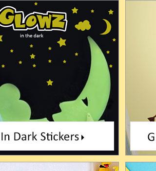 Glow In Dark Stickers