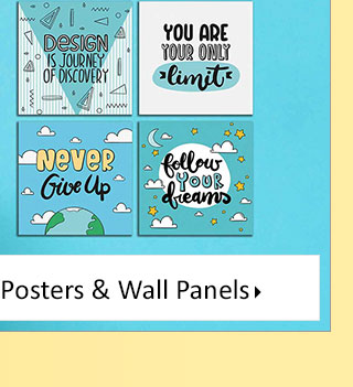 Posters & Wall Panels