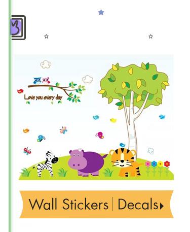 Wall Sticker & Decals