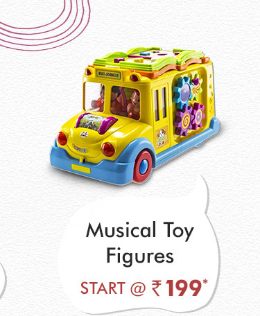 Musical Toy Figures
