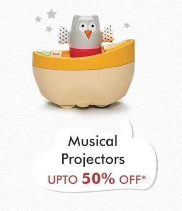 Musical Projectors