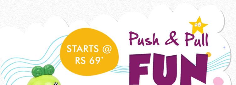 Push & Pull FUN